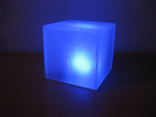 LED Cube Night Light