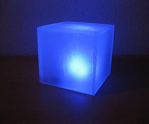 LED Cube Night Light