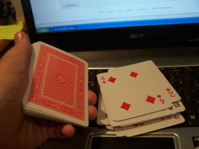 "The ""talking"" Card Trick"