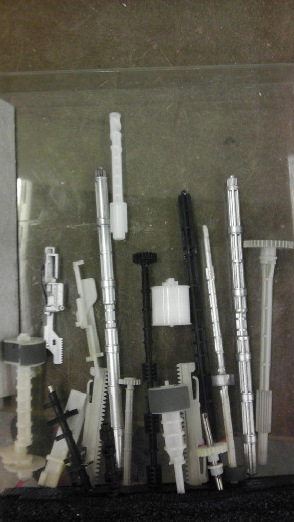 Assemble Parts