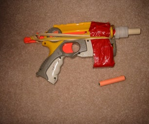 How to Super Mod the Nerf Nite Finder