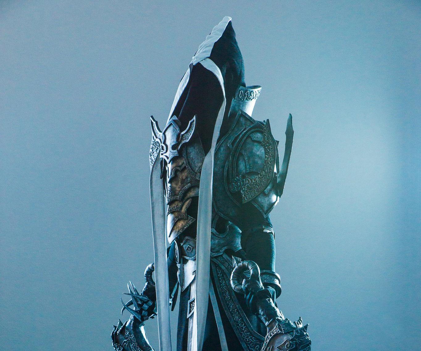 Malthael from Diablo III cosplay