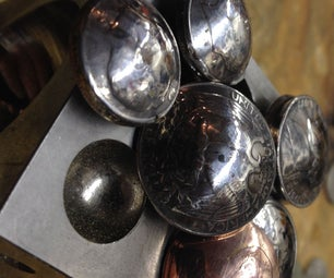 Coin Buttons