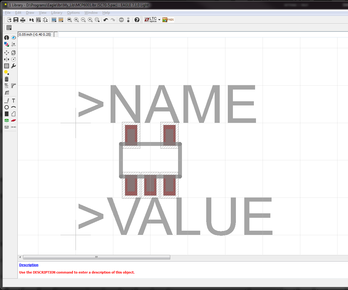 Adding Custom Components To Eagle