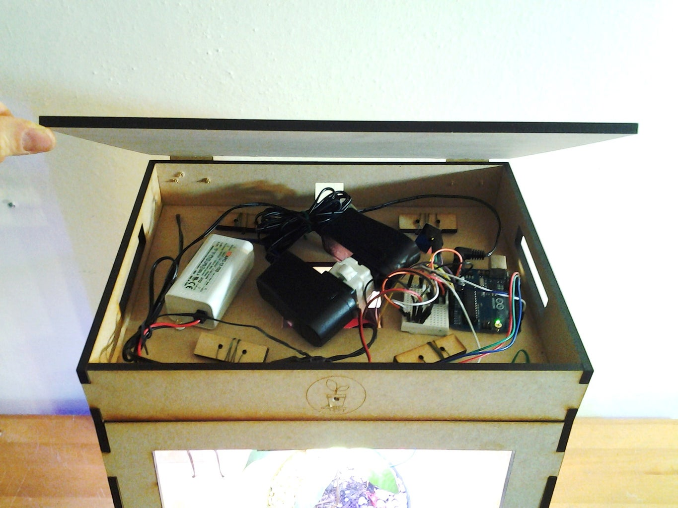 Electrical Compartment