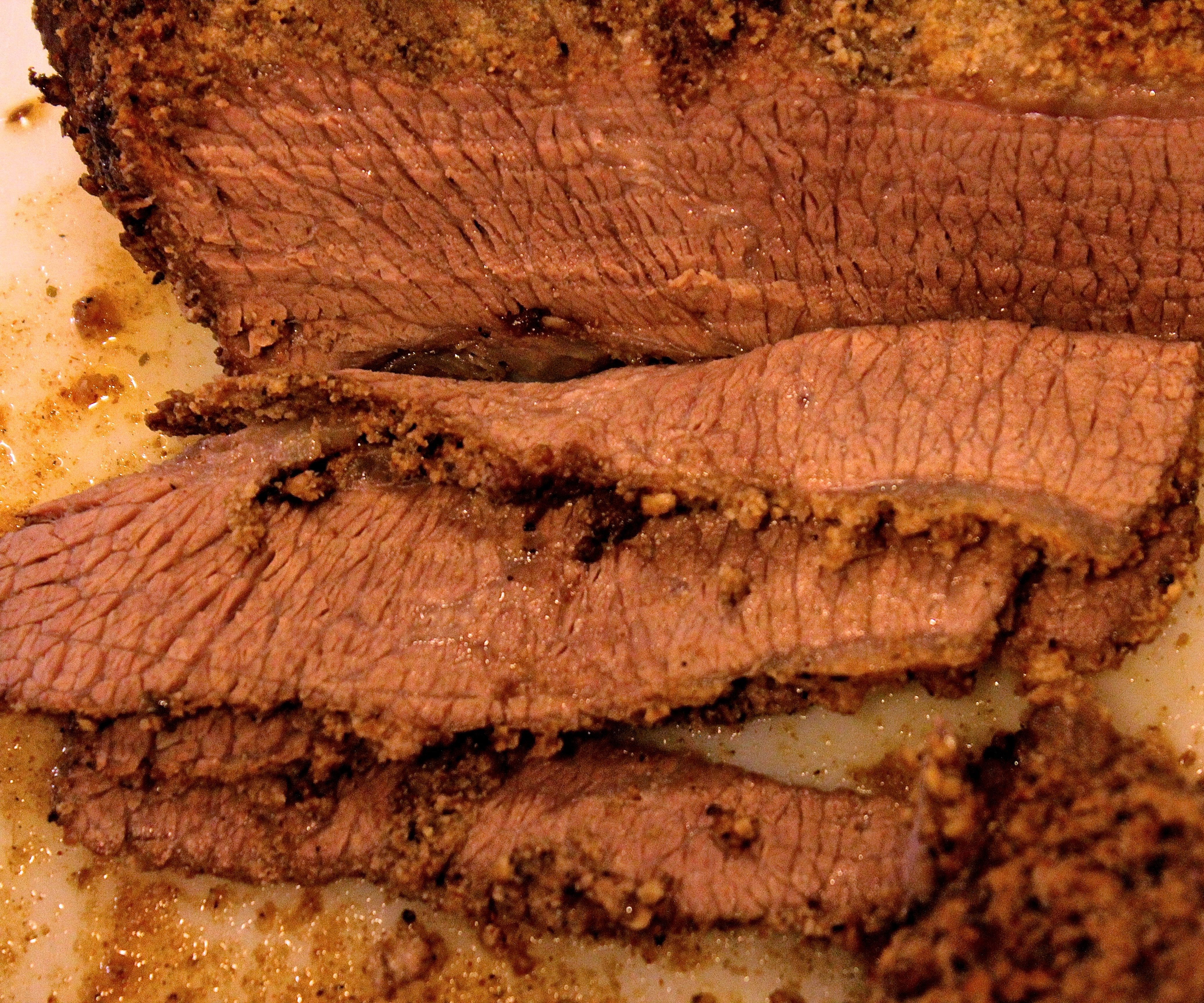 How to Smoke a BBQ Beef Brisket