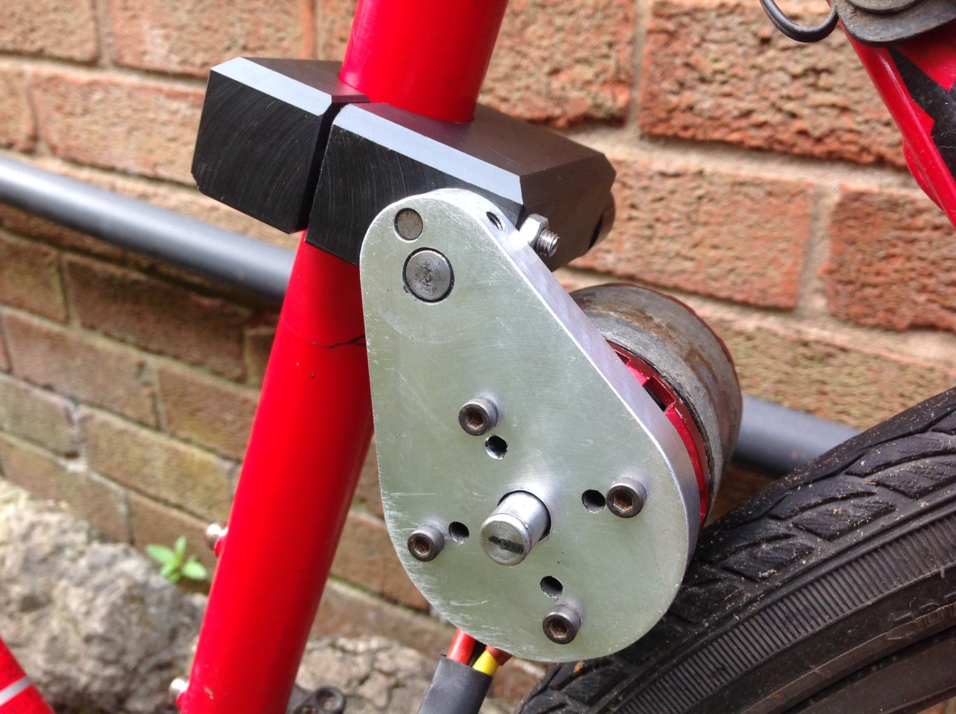 Friction Drive Build for Bikes