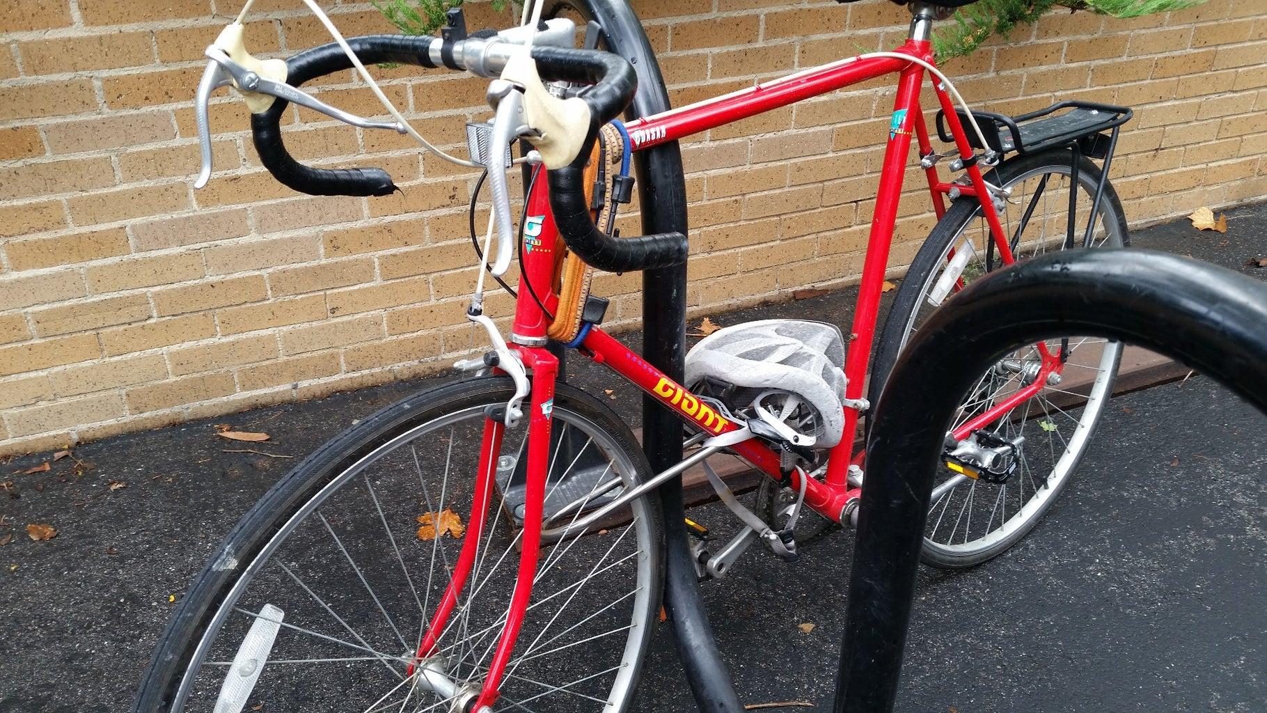 Lock Up That Bike!