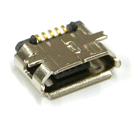 Micro-USB Port