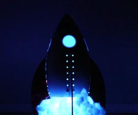 Rocket Nightlight