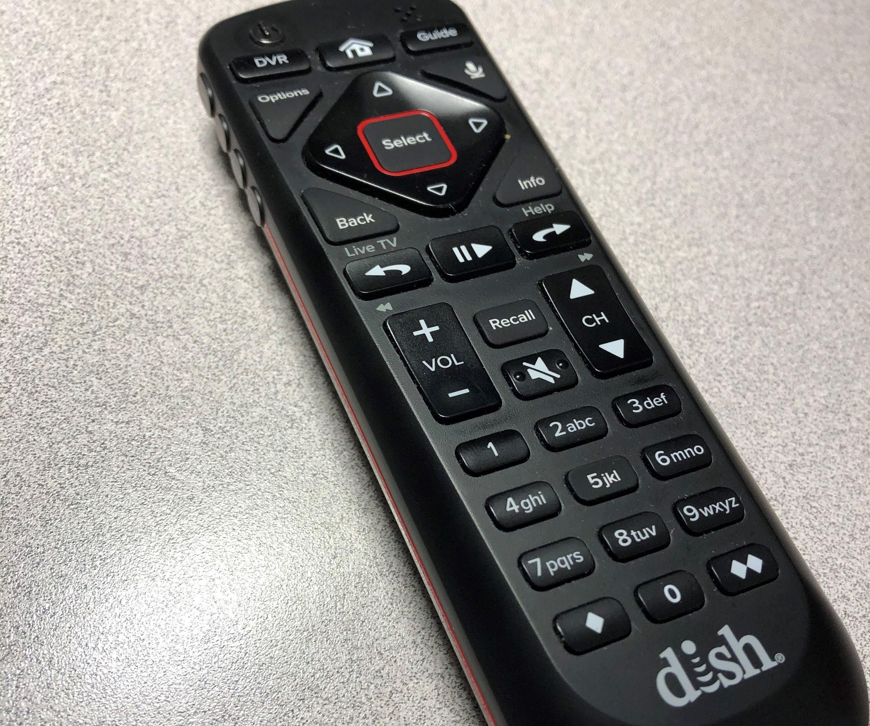 Dish Hopper Remote Teardown
