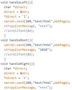 Handle Request With Each Void Function
