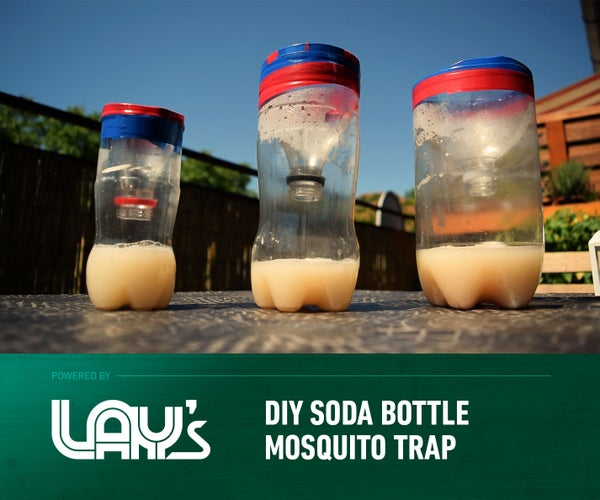 How to Make a DIY Mosquito Trap