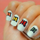 Nail Art Tutorial-Butterfly on Nails