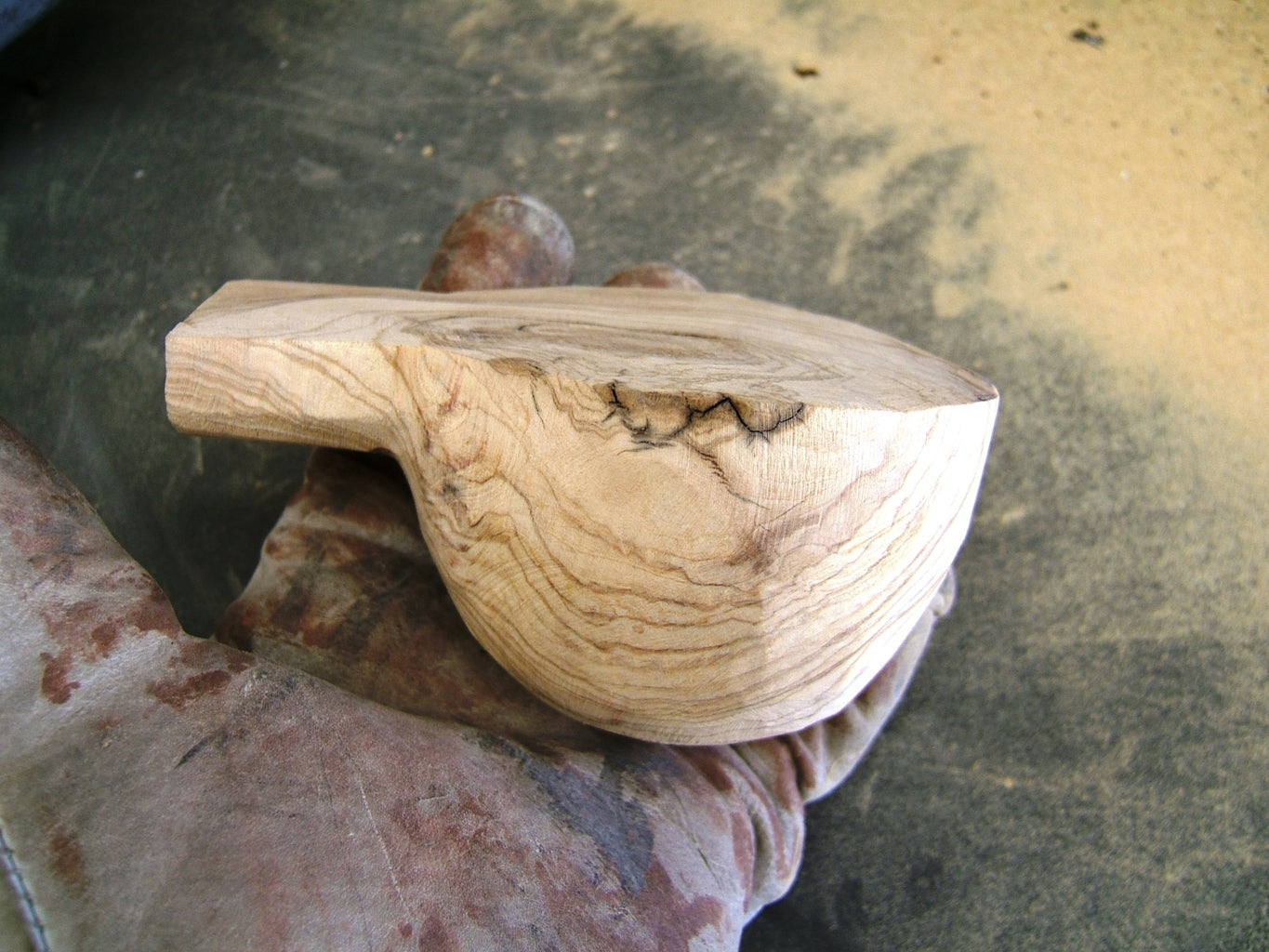 Raw Outer Shaping