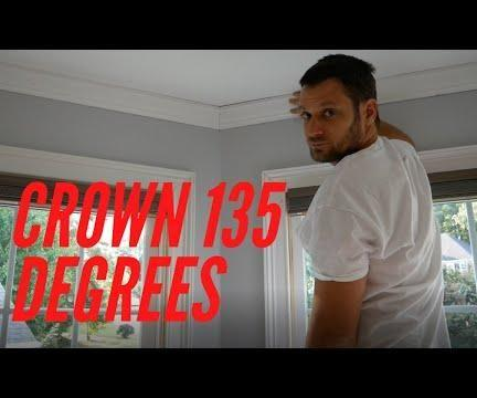 Crown Molding 135 Degree Inside Angle