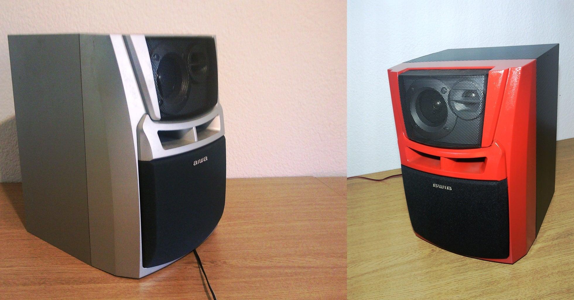 Speakers Revival