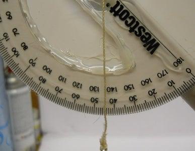 Pendulum for the Inclinometer.