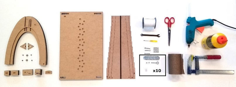 Lasercutting En Materialen.