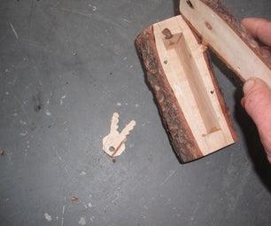 Make a Hide - a - Key (stash Spot)