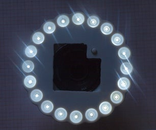 LED Macro Ring Light in Less Than One Hour