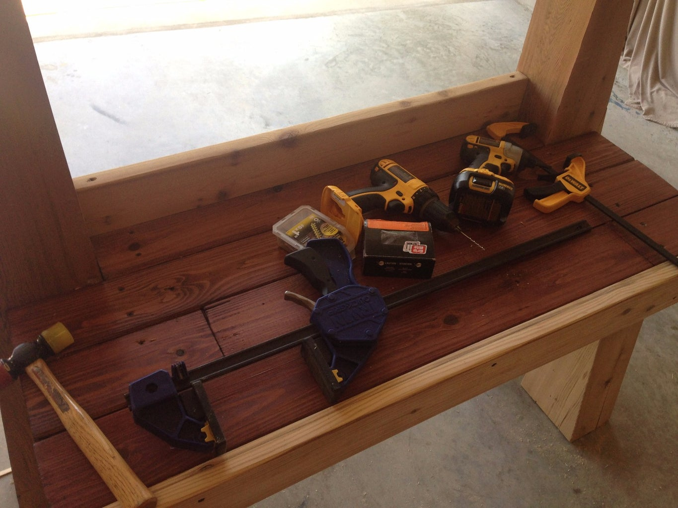 Install the T&G Top and Trim Pieces