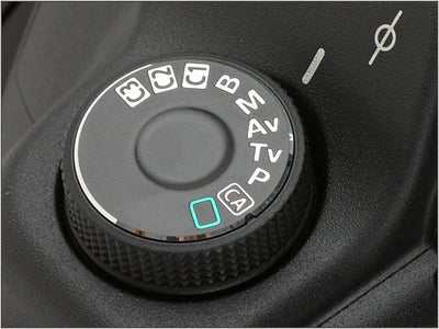 Setting Your Camera to Manual Mode