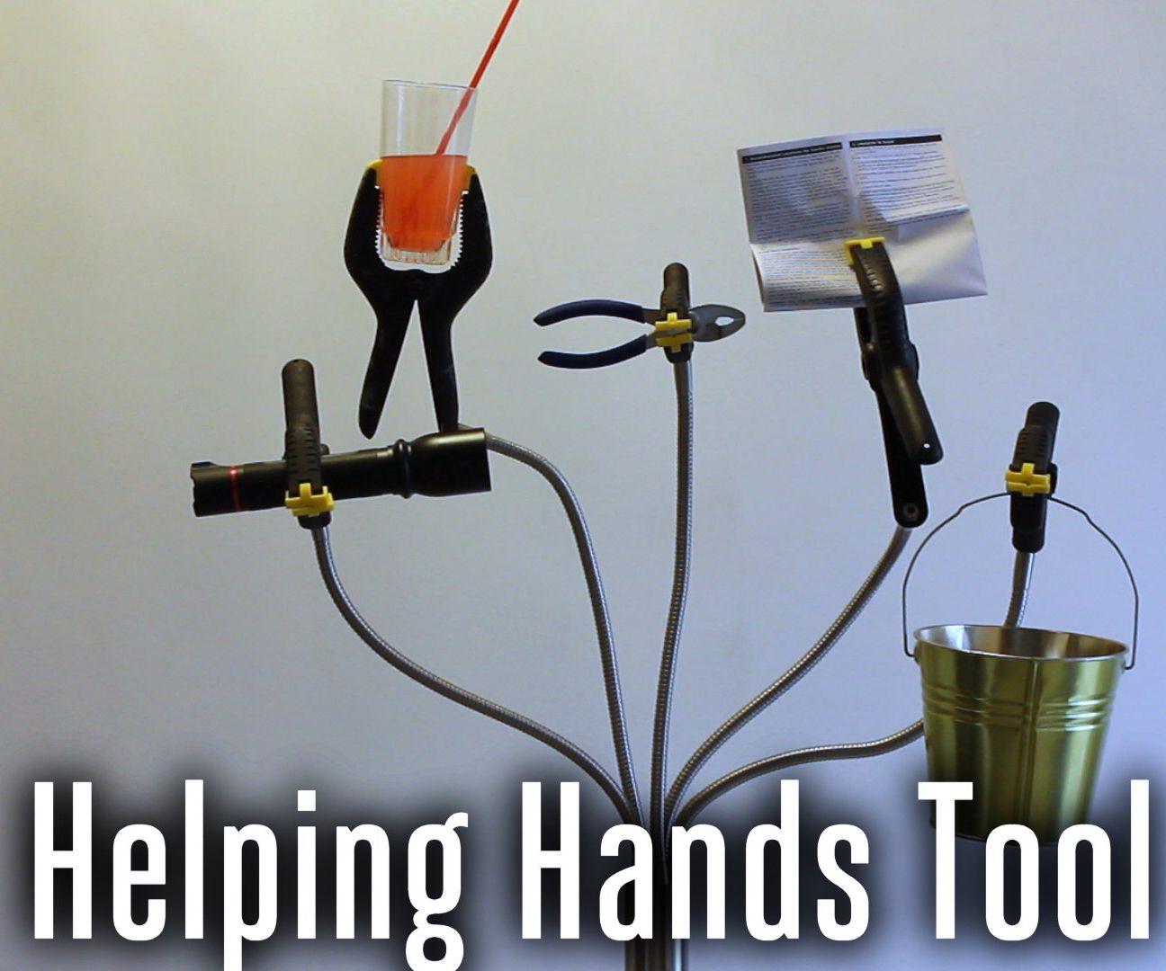 Heavy Duty Helping Hands Tool