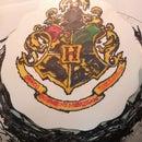 How to Make a Hogwarts Cake