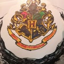 How to Make a Hogwarts Cake