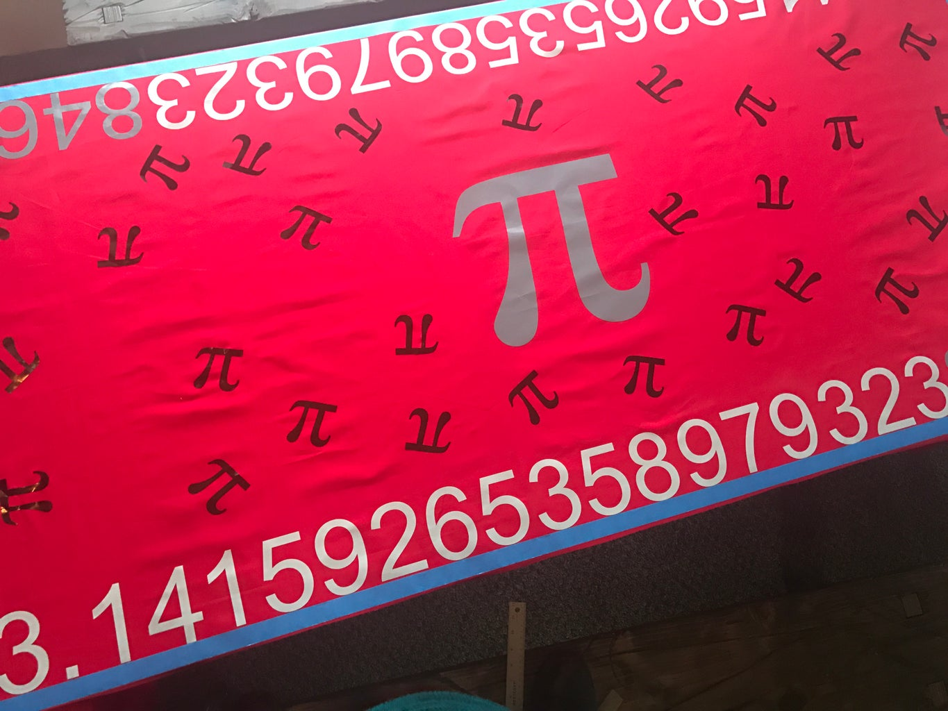 Place Pi Stickers