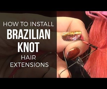 How to Do Brazilian Knot Extensions