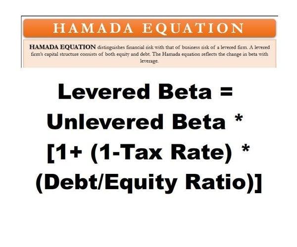 Python - Hamada's Equation