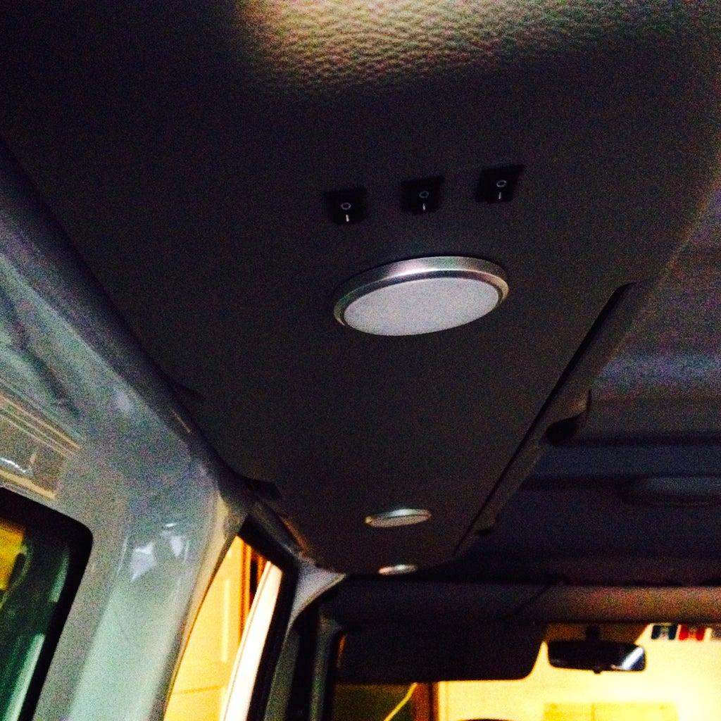 Upgrade: Direct Light, Ambi-Light and Battery Guard Switch