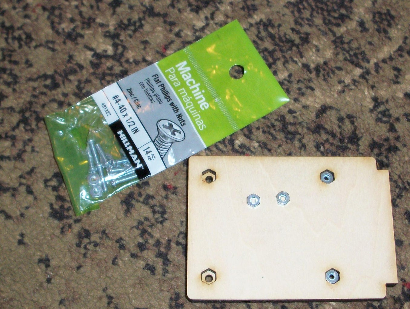 Get Familiar With the Enclosure Parts, and Build Up the PCB Holders