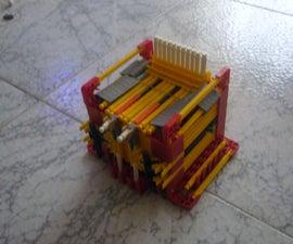 Knex (or K'nex) Simple Box