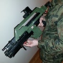 Airsoft M41a Pulse Rifle