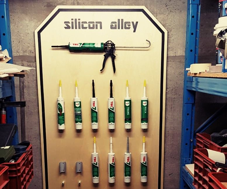 Sillicone Rack