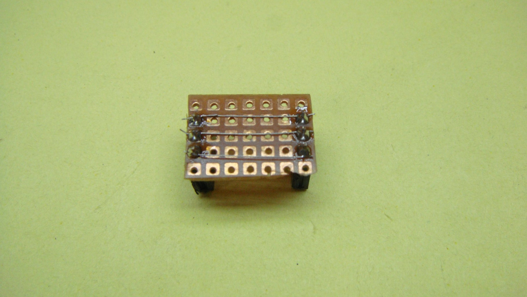 Connecting Motion Sensor