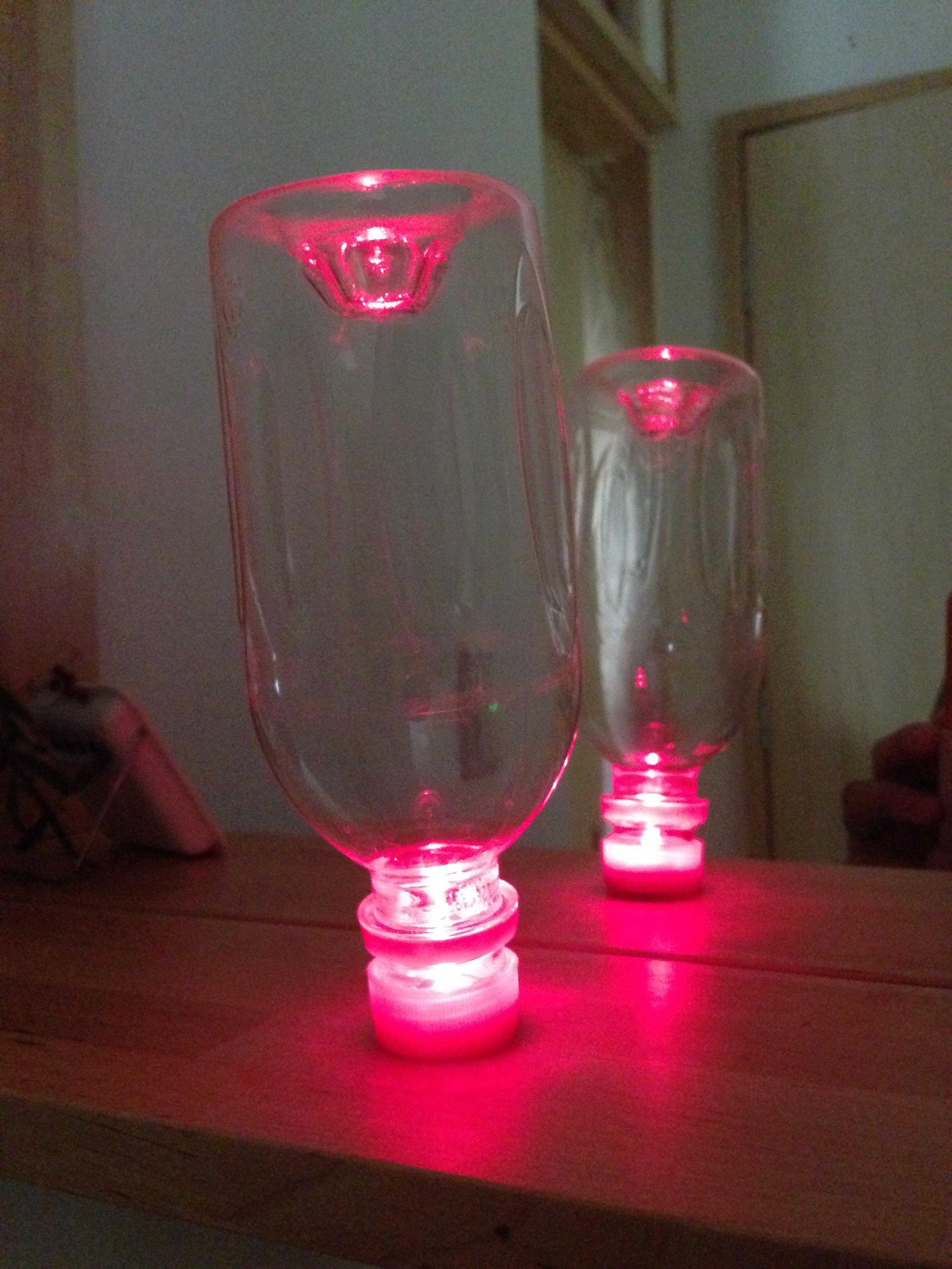 Bottle cap LED Light