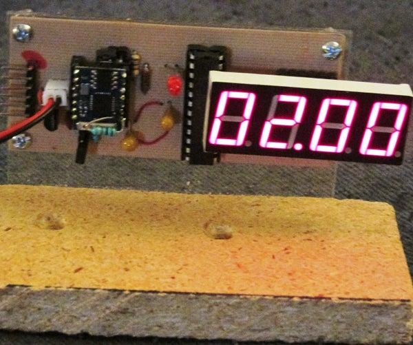 IP Time Clock Part 1