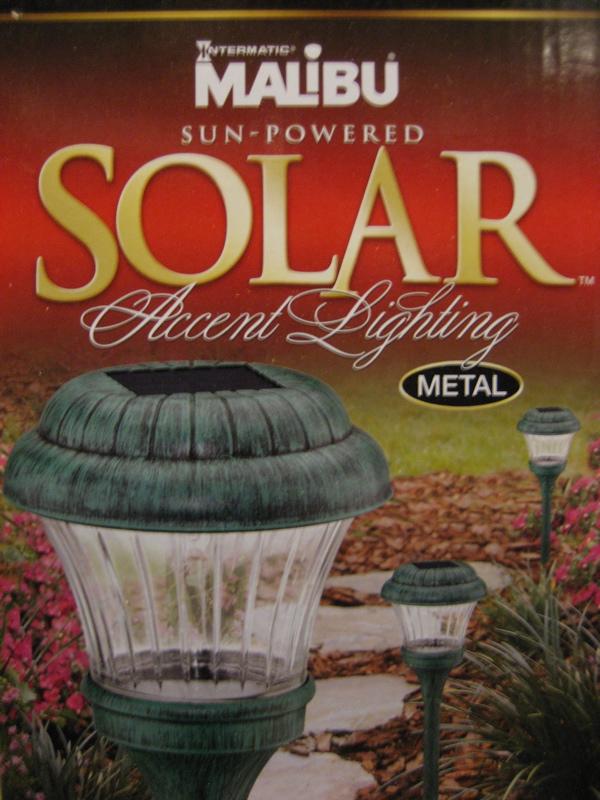 Turn a solar light into... a solar light!