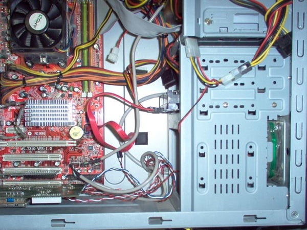 Organizing the Wires and Cables Inside Your Computer