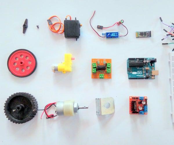 Interfacing Motors With Arduino