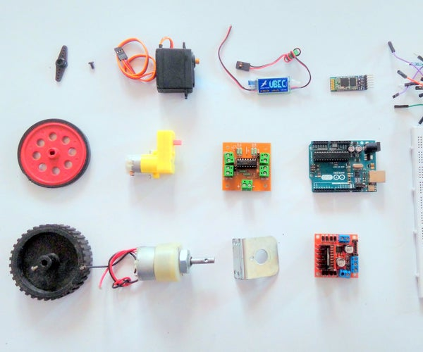 Interfacing Motors With Arduino