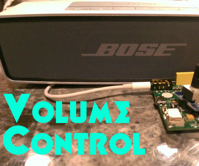 Volume Control on the LinkIt ONE