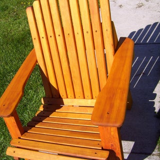 $40 Backyard Chair