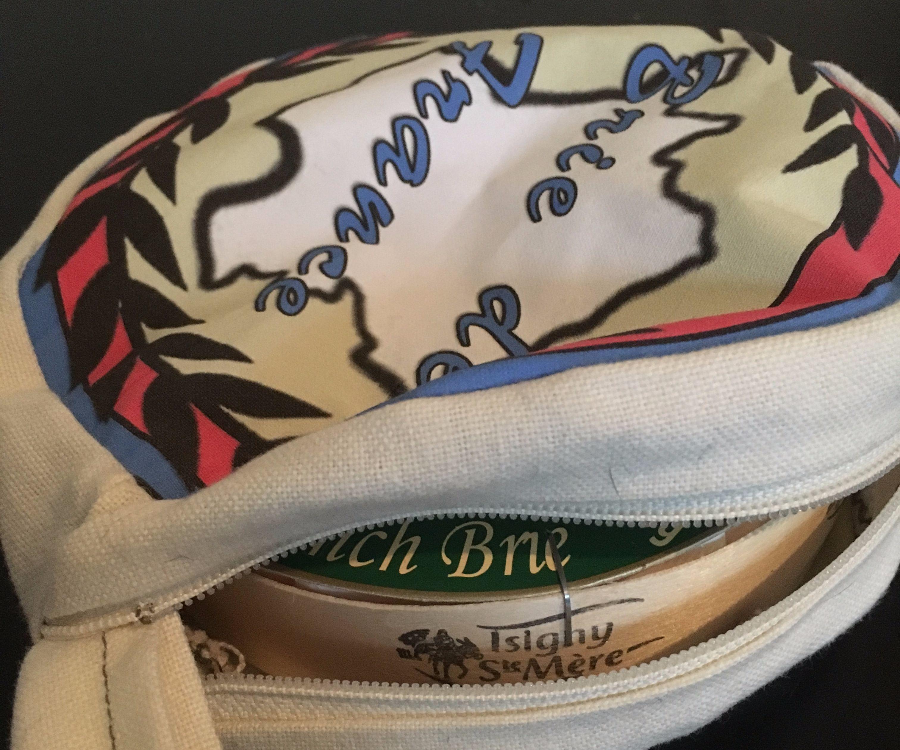 Circular Brie Bag!
