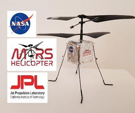 NASA Ingenuity Helicopter - Aka Building My Remote Controlled Version of the Mars Helicopter