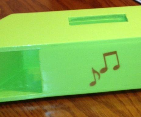 Phone amplifier sound box